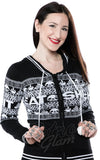 Sourpuss Eat Sh*t Knit Hoodie