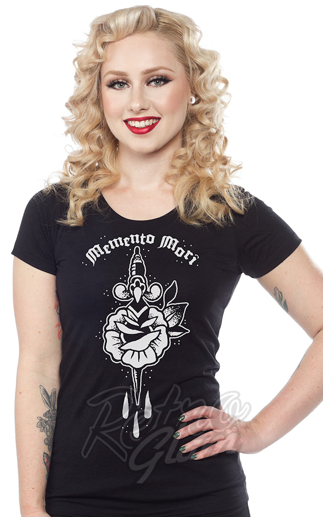 Sourpuss Memento Mori Tee