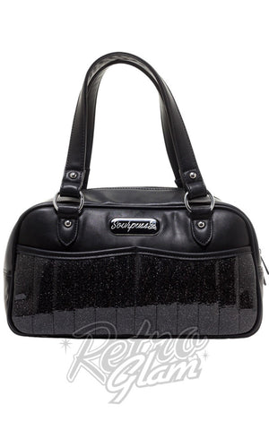 Sourpuss Pin up Sabrina Purse in Black