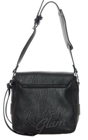 Sourpuss Spiderweb Triumph Purse back