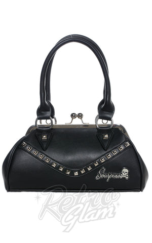 Sourpuss Dollface Stud Purse