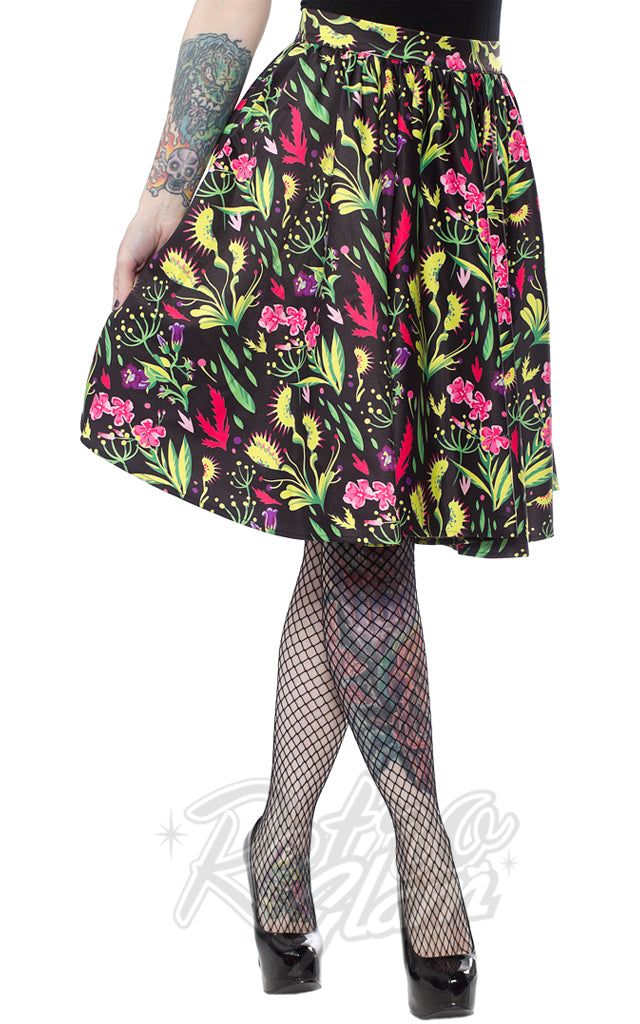 Sourpuss Deadly Beauties Sweets Skirt