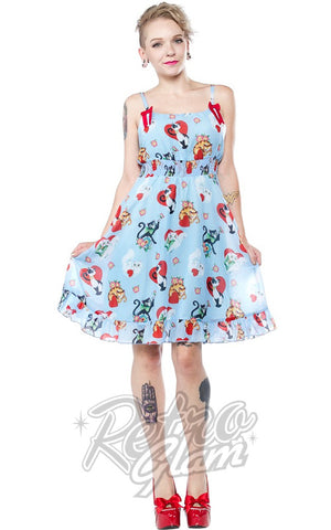 Sourpuss Doll Baby Cat Lady Dress
