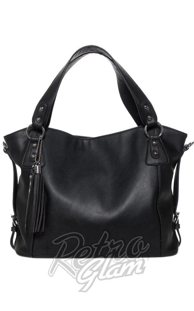 Sourpuss Savage Purse in Black