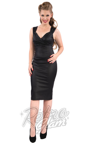 Steady Clothing The Devil Wears Diva Dress in Black