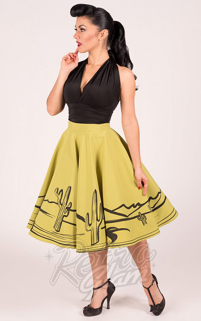 Tatyana Annette Cactus Skirt