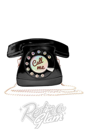 Collectif Call Me Bag in Black