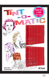 Tint-o-Matic Bobby Pins Red