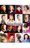 Vintage Hairstyling by Lauren Rennells