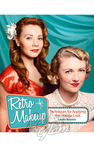 Retro Make-up Book by Lauren Rennells