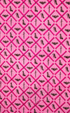 Vixen by Micheline Pitt Mean Girls Club Print Vixen Skirt fabric