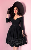 Vixen by Micheline Pitt Starlet Dress in Black