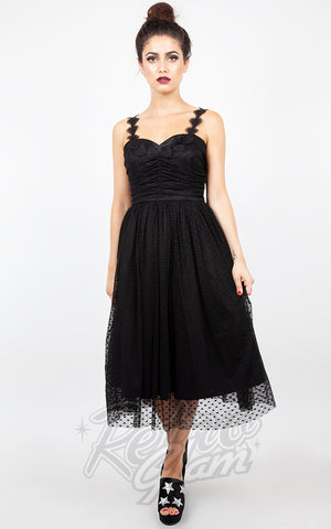 Jawbreaker Carrie Dark Heart Formal Dress