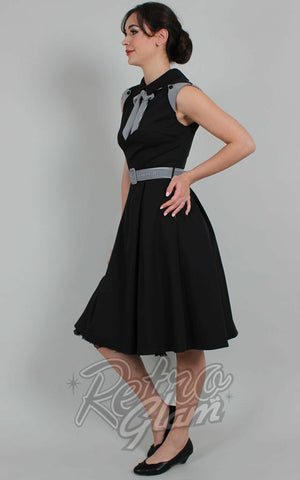 Voodoo Vixen Beth Sailor Dress side