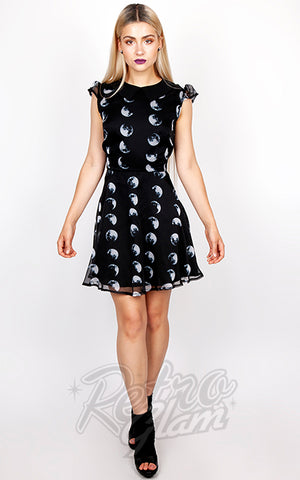 Jawbreaker Moon Phases Dress
