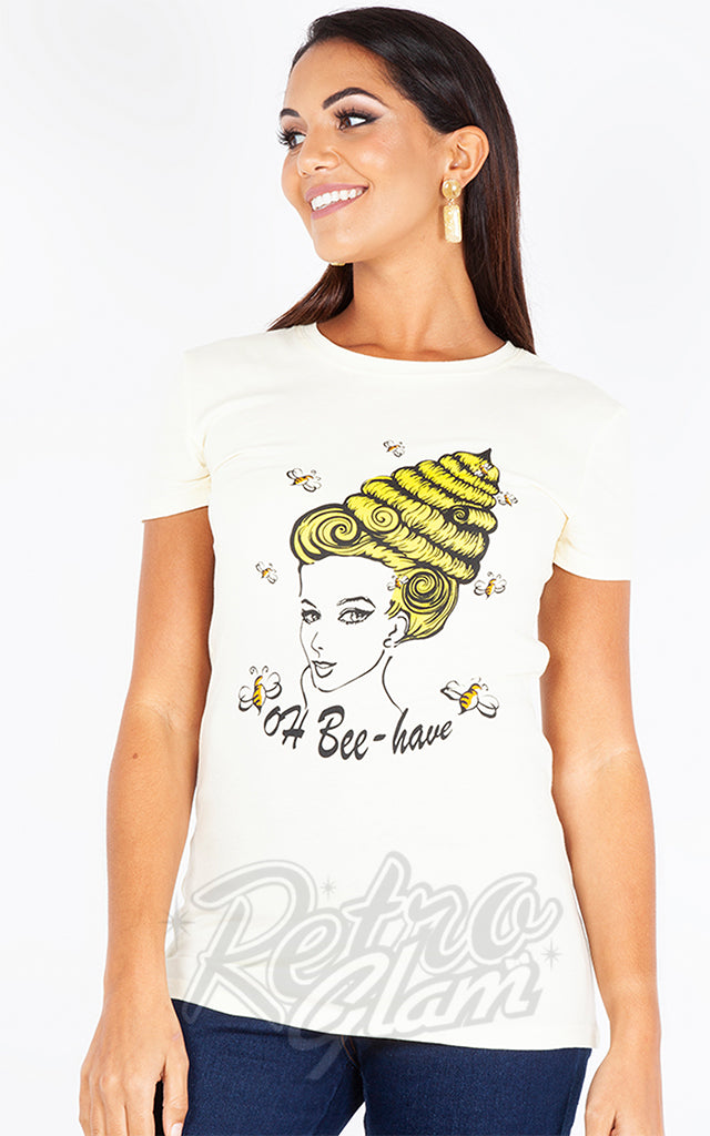 Voodoo Vixen Bee Have T-Shirt