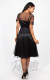 Voodoo Vixen Zoe Dress back