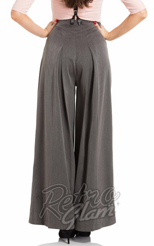 Voodoo Vixen Khloe Trousers Back