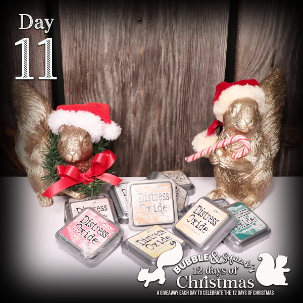 12 Days of Bubble and Squeak Giveaways- Day 11