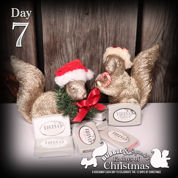 12 Days of Bubble and Squeak Giveaways- Day 7