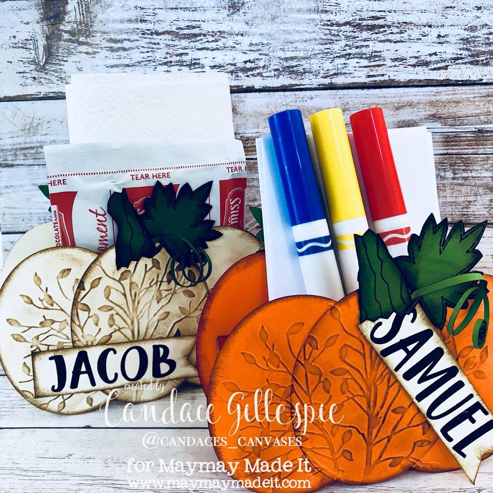 "IG Alumni DT ""Place Card"" Challenge created by Candace Gillespie"