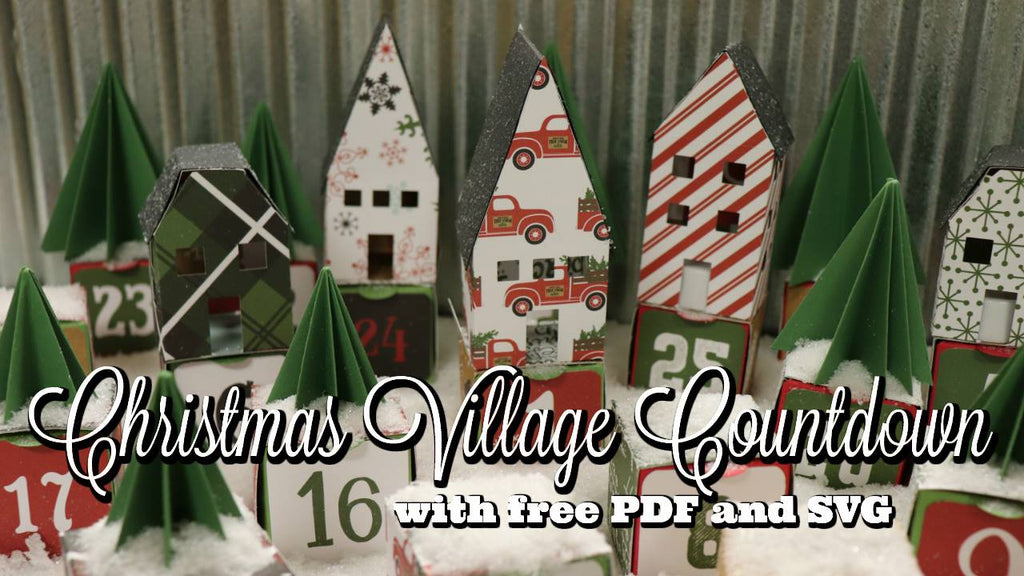 Christmas Village Countdown