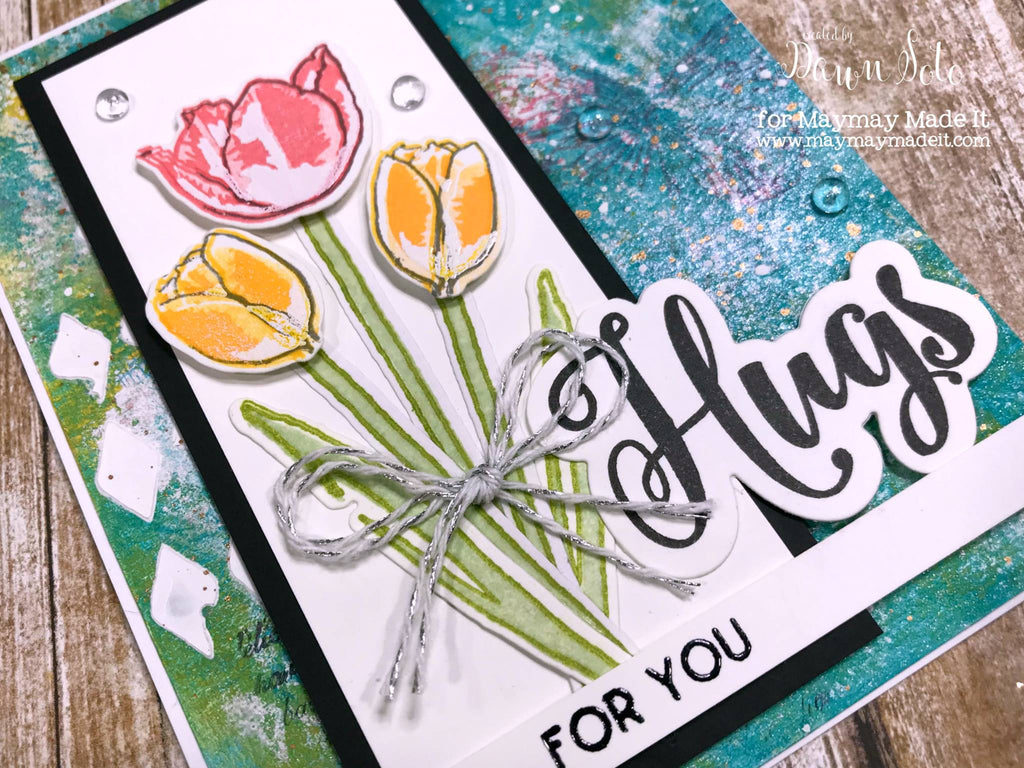 Create Custom Backgrounds for your Cards DT Project by Dawn Soto