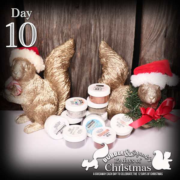12 Days of Bubble and Squeak Giveaways- Day 10