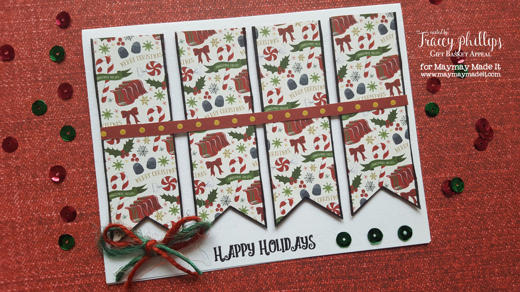 Christmas in July Banner Card