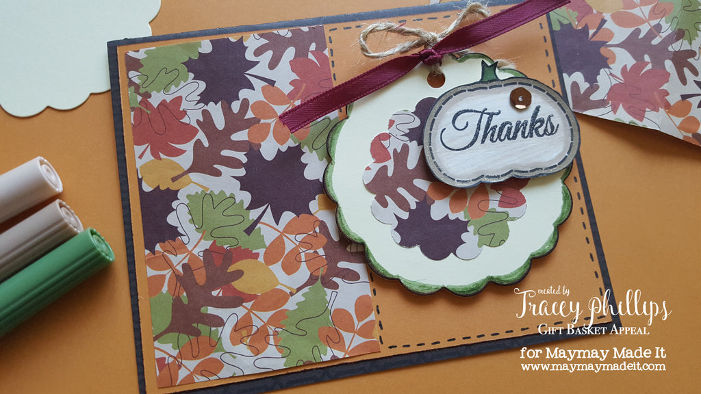 Fall Thank You Card | Blog Design Team