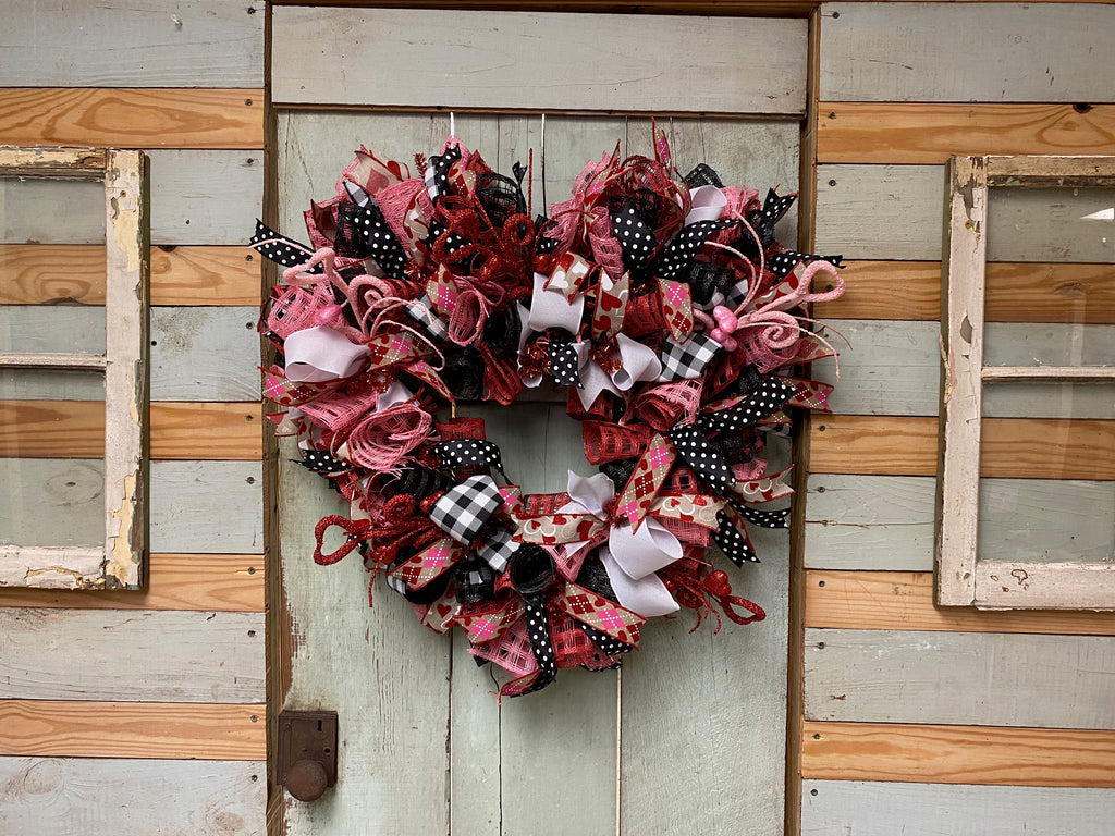 Don't Tail My Heart Wreath Recipe