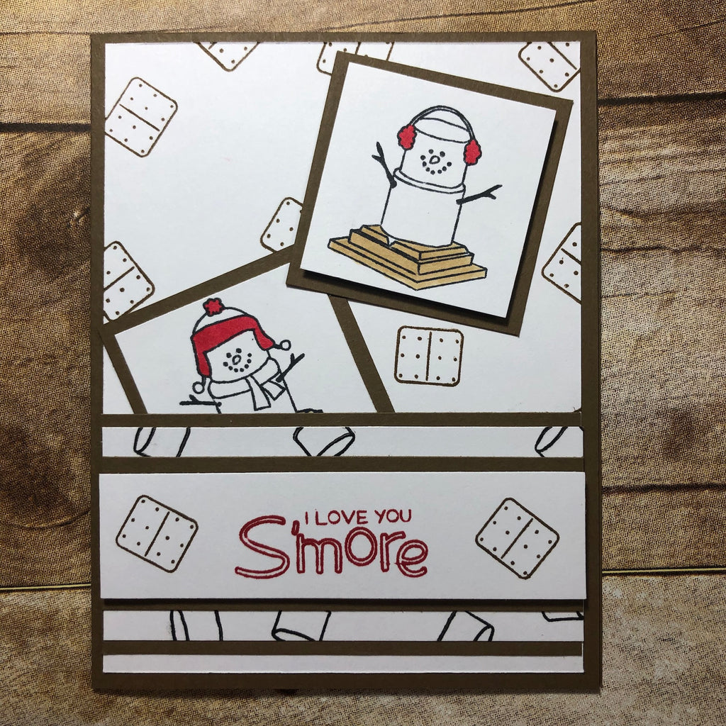 Layer It Up Smore Card