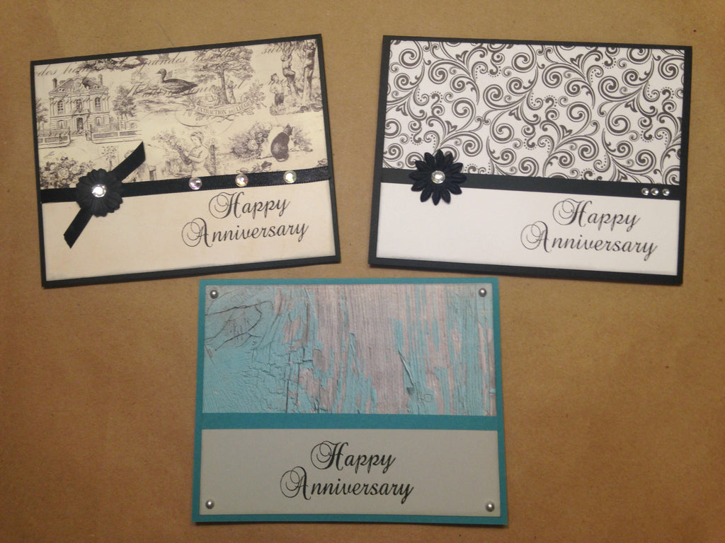 Happy Anniversary by: Laura Wright