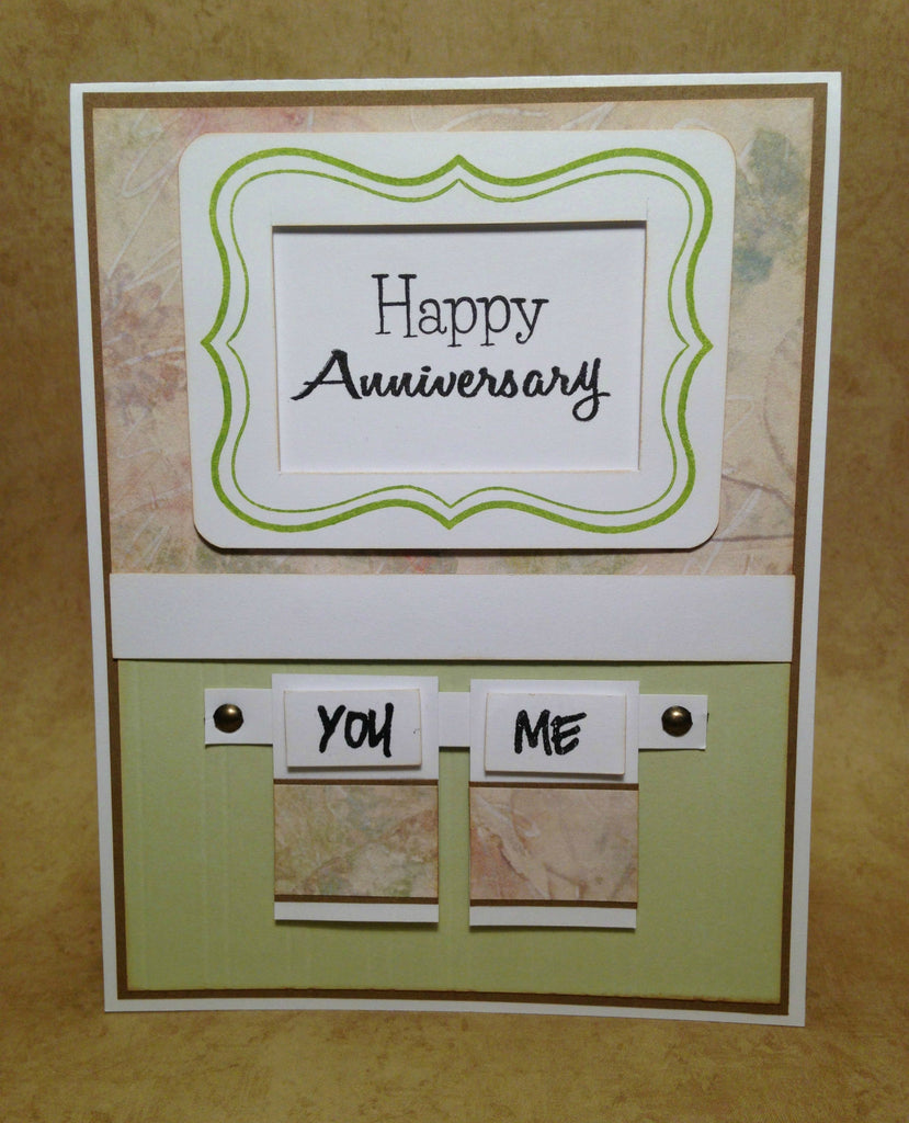 Happy Anniversary Bathroom Card by: Laura Wright