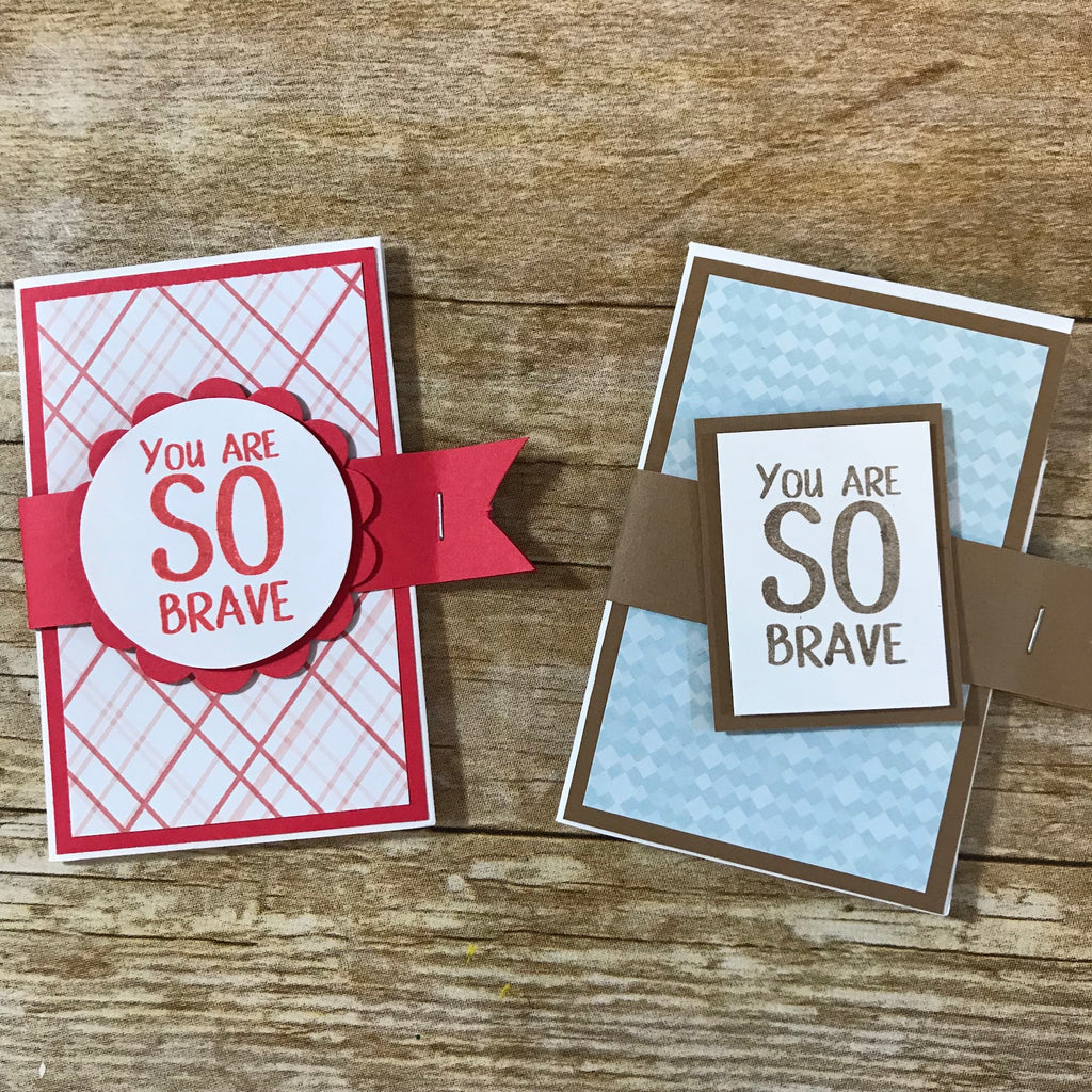 Envelope Gift Card Holder