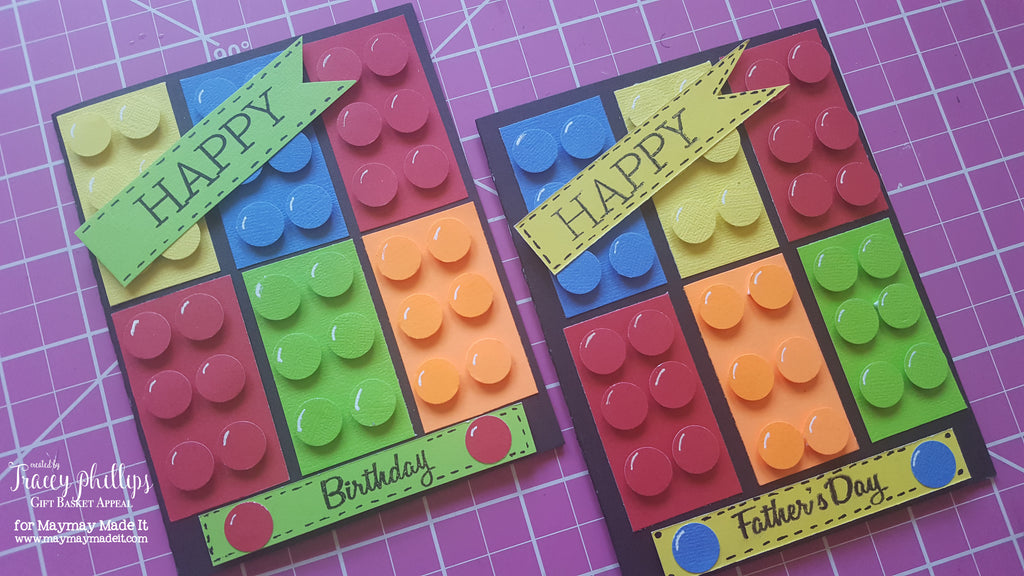 Maymay Made It Tagged Happy Stamp Set