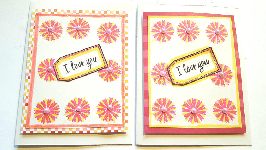 """I Love You"" Mother's Day Card"