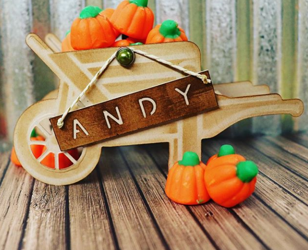 Wagon Treat Box Just in Time for Fall