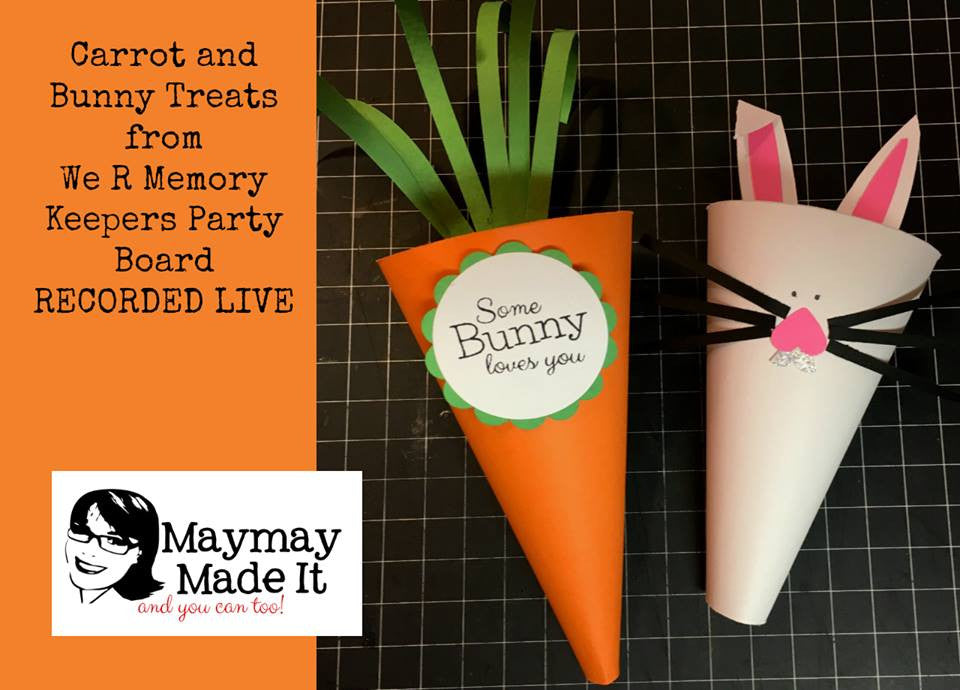 Easter Projects with the Party Punch Board