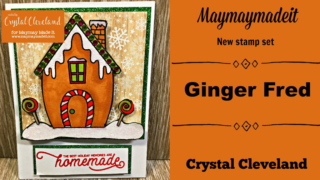 Ginger Fred by Crystal Cleveland