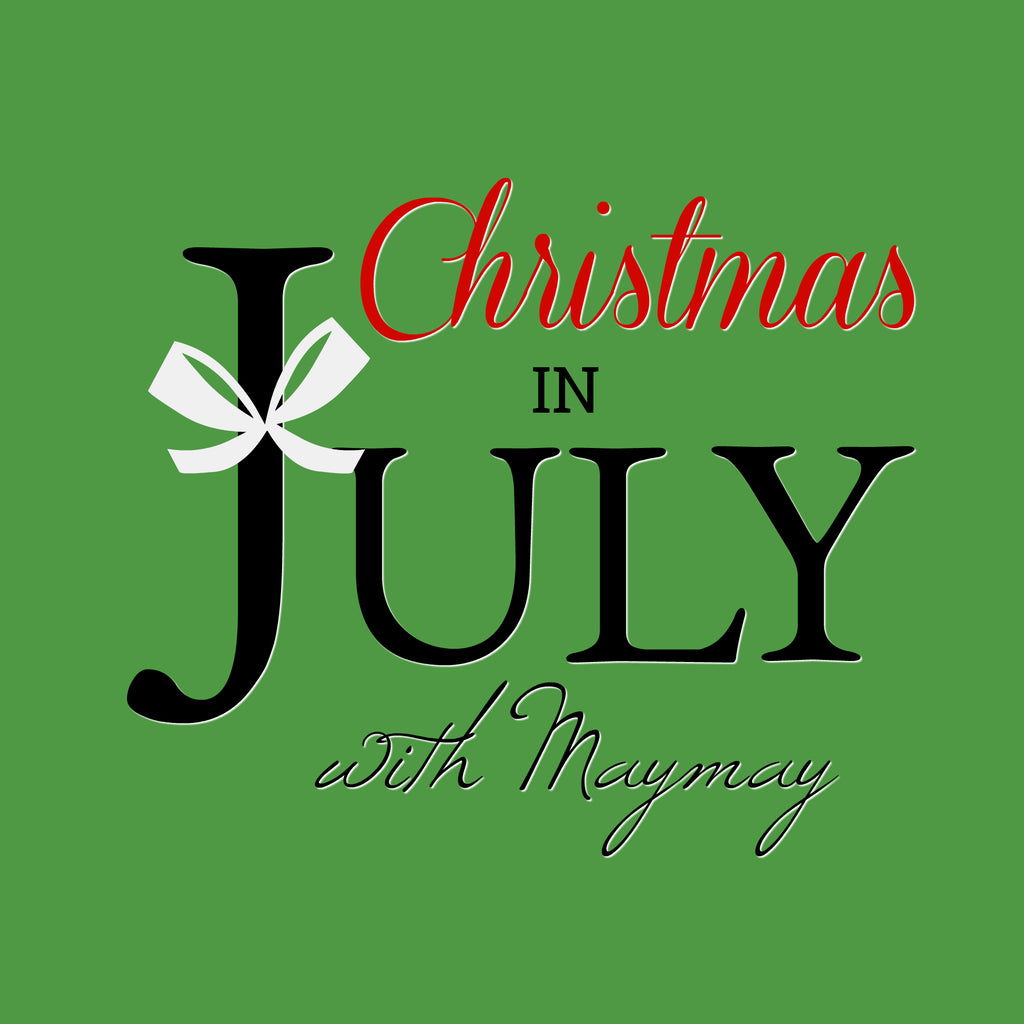 Christmas in July is PACKED with fun projects