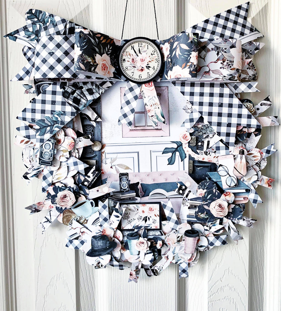 MINTAY DESIGNER WREATH BY MICHELLE