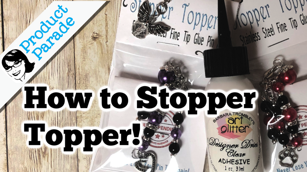 How to Use Stopper Topper!