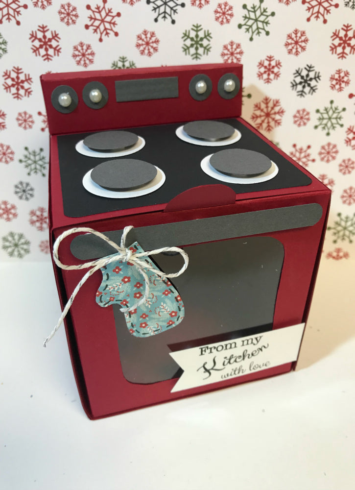 Oven Cupcake/Cookie Treat Box Tutorial and Measurements