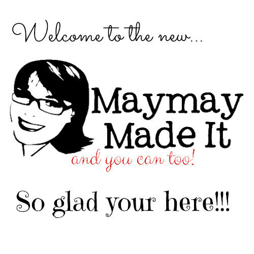 Welcome to the New Maymay Made It!