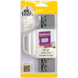 Flourish Edge Scroll Punch  retail $15.39