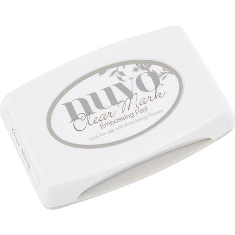 Nuvo Clear Mark Embossing Pad retail $7.99