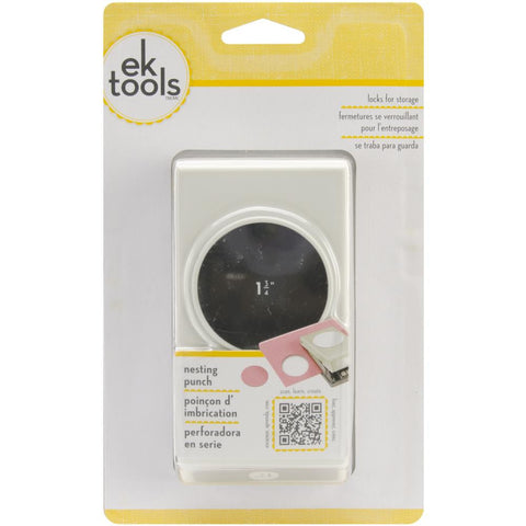 1 3/4 Inch Circle Punch by EK Tools retail $13.99