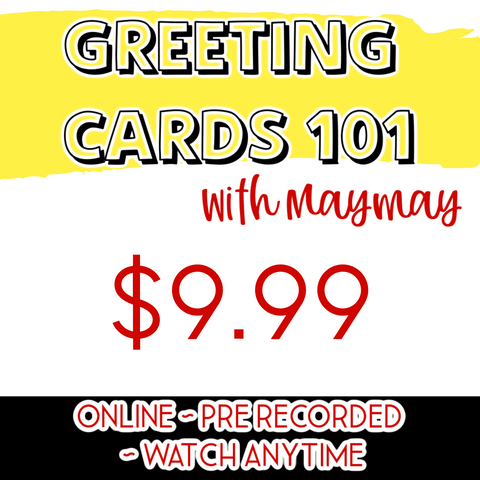 Greeting Cards 101