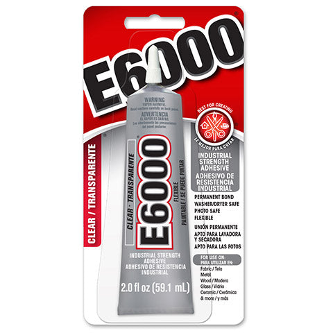 2oz E6000 Craft Adhesive Glue {A301}